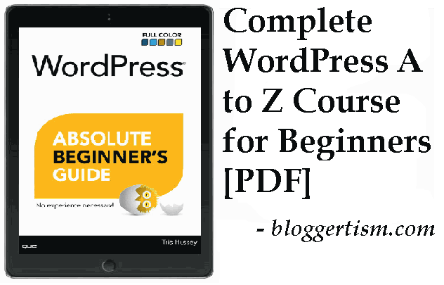 Complete-WordPress-A-to-Z-Course-for-Beginners-PDF-min