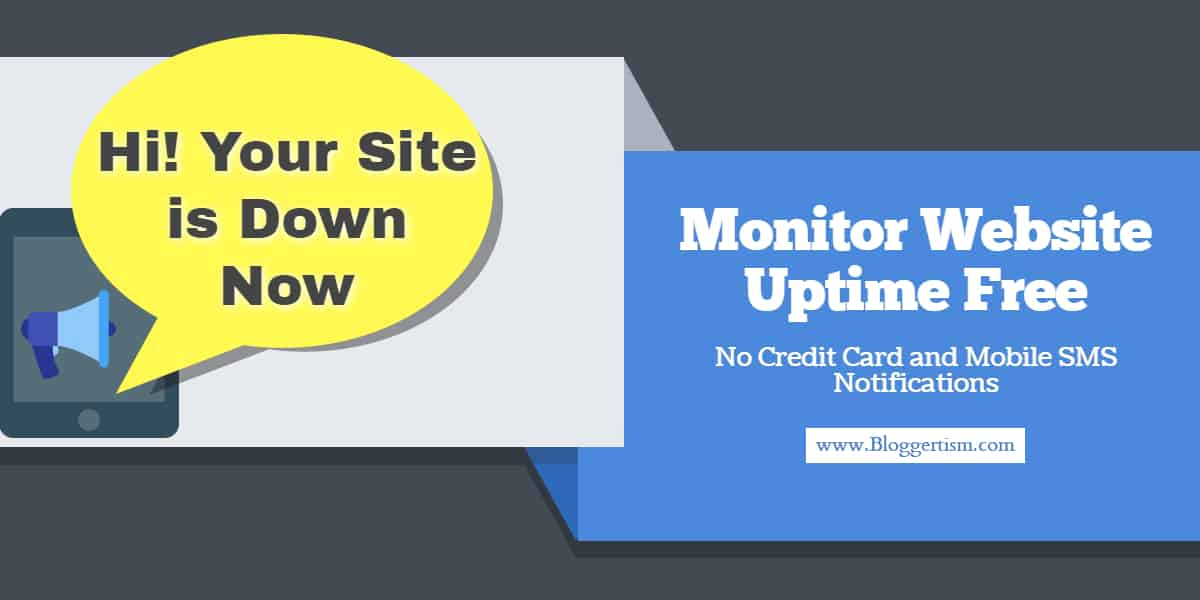 Monitor Website Uptime