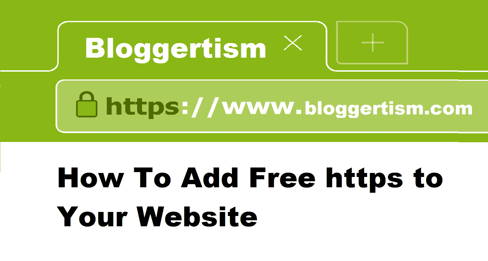 How To Add Free https to Your Website